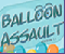 Balloon-Assault-Game